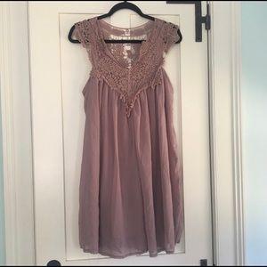 Solara lace dress
